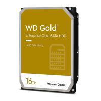 Westerm Digital 16TB Gold 3.5in SATA 7200RPM Hard Drive (WD161KRYZ)