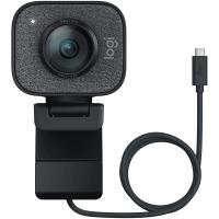 Logitech StreamCam Webcam - White