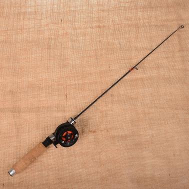 24.4IN Telescoping Ice Fishing Rod Mini Pole Winter Ultra-light Fishing Tackle Tool