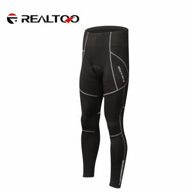 Cycling Clothing Protective Hip Pad Padded Thermal Winter Warm Fleece Long Pants Sportswear Bicycle Bike Outdoor Trouser