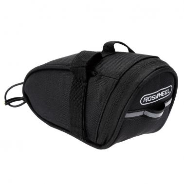 Roswheel Outdoor Cycling Bike Bicycle Saddle Bag Back Seat Tail Pouch Package 13567 Black