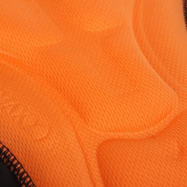 2 in 1 Leisure Shorts + Gel 3D Padded Cycling Underwear Loose Bicycle Bike MTB Pants