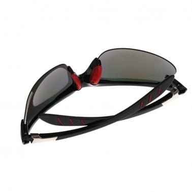 Polarized Cycling Sunglasses Safety Eyewear Goggle for Bicycle Riding Open-air Activities Universal with Storage Box Cle