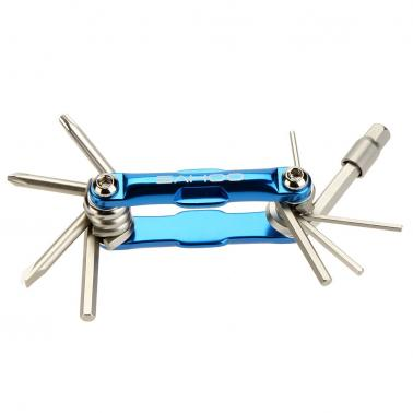 10 in 1 Portable Mountain Bicycle Tools Set Bike Multi Repair Tool Kit Hex Key Screwdriver Wrench