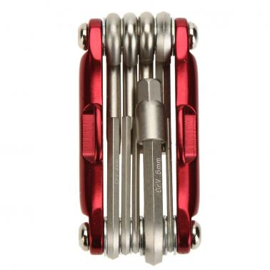 10 in 1 Portable Mountain Bicycle Tools Set Bike Multi Repair Tool Kit Hex Key Screwdriver Wrench