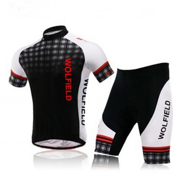 WOLFBIKE Cycling Bicycle Bike Wear Outdoor Men's Riding Shorts 3D Padded Gel Shorts Fitness Sports