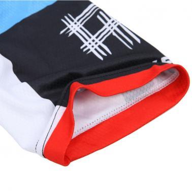 Men Breathable Outdoor Short Sleeve Sportswear MTB Cycling Jersey