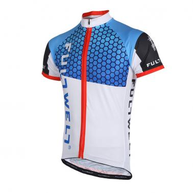 Men Breathable Outdoor Short Sleeve Sportswear MTB Cycling Jersey