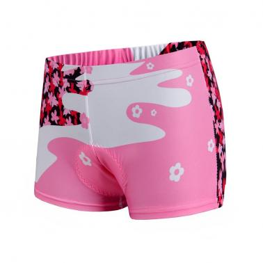 Women Breathable Outdoor Cycling Underwear Pants with 3D Pad Cushion
