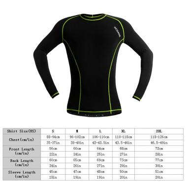 Men Women Breathable Outdoor Long Sleeve MTB Cycling Jersey