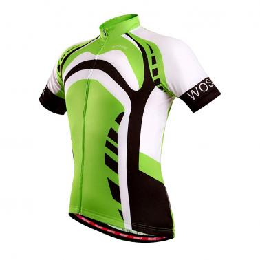 Men Women Breathable Outdoor Short Sleeve MTB Cycling Jersey