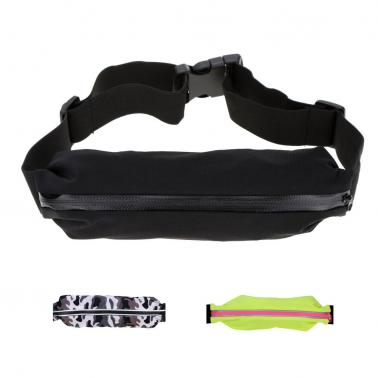 New Waist Bag Casual Waist Pack Sport Bag Sweat-Resistant Running Bags Purse Mobile Phone Case