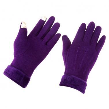 Winter Touchscreen Gloves Outdoor Sports Touchscreen Gloves Free Size Warm Touchscreen Gloves For Women