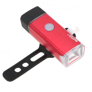 180 Lumens 4 Modes Rechargeable USB Bicycle Front Light