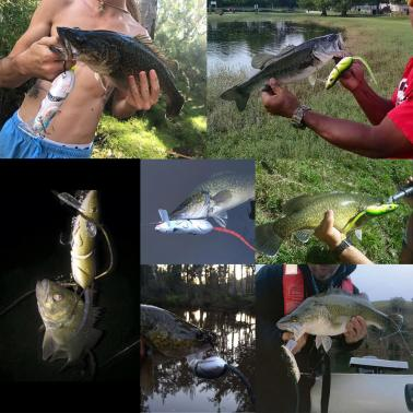 Plastic Mouse Fishing Lures Baits 13.2cm 68g Mouse Lure Treble Hooks Fishing Tackle