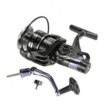 11+1BB Ball Bearings 4.7:1 Fishing Reel Left/Right Interchangeable Ultra Smooth Spinning Fishing Reel