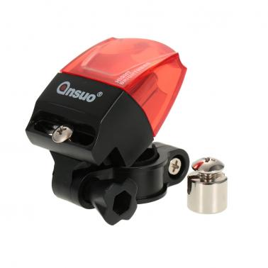 Outdoor Cycling Camping Bike Bicycle Magnetoelectric Bicycle Taillights Safety Light