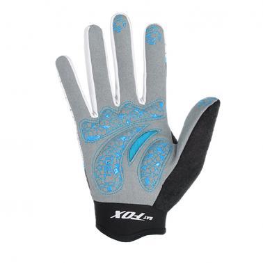 BATFOX Men's Women's Cycling Full Finger Gloves Breathable Wear-resistant Sports Gloves Spring Autumn