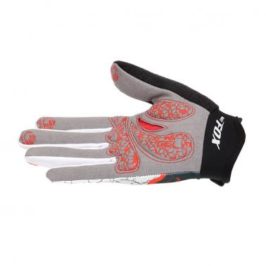 BATFOX Men's Women's Cycling Full Finger Gloves Breathable Wear-resistant Sports Gloves Spring Autumn