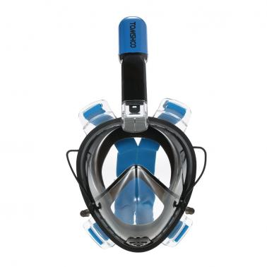 TOMSHOO Adult female and teenagers Swimming Diving Snorkel Mask