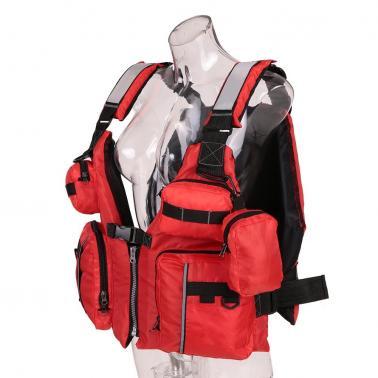 Adult Detachable Buoyancy Aid Sailing Kayak Canoeing Fishing Life Jacket Vest