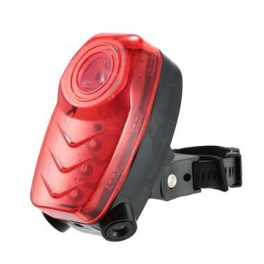 Bike Tail Light 4 LEDs Sport Bicycle Cycling Rear Lights Warning Bike Taillight
