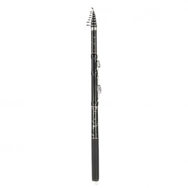 1.8m / 2.1m / 2.4m / 2.7m / 3.0m / 3.6m Portable Telescopic Fishing Rod Carbon Fiber Ultra Light  Retractable Fishing Ro