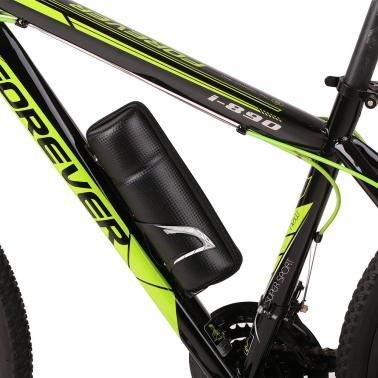 Cycling Tool Capsule Bag Water Resistant Carbon Fiber Leather Bicycle Bike Keys Glasses Repair Tool Bottle Storage Box B
