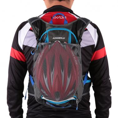 12L Water-resistant Breathable Cycling Bicycle Bike Shoulder Backpack Ultralight Outdoor Sports Riding Travel Mountainee