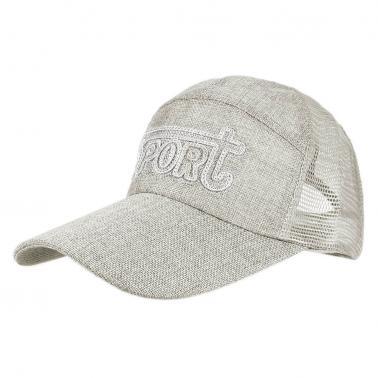 Spring Men and Women Baseball Cap Quick Dry Summer Visor Hat Breathable Casual Mesh Baseball Caps