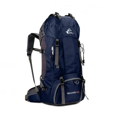 Free Knight 60L Hiking Backpack Mountaineering Camping Trekking Travel Bag Large Capacity Internal Frame Water Resistant