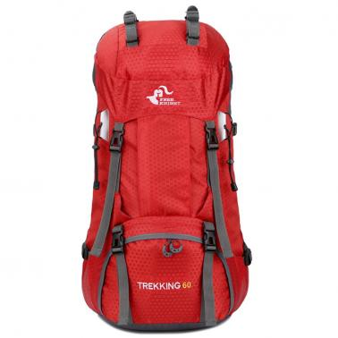 9f85cfc4d4 Free Knight 60L Hiking Backpack Mountaineering Camping Trekking Travel Bag  Large Capacity Internal Frame Water Resistant - Umart.com.au