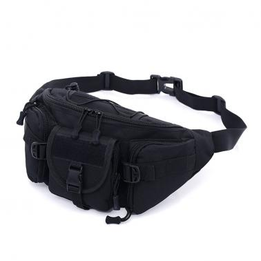 Free Knight Outdoor Molle Waist Pack Fanny Packs Hip Belt Bag Pouch for Hiking Climbing Bumbag