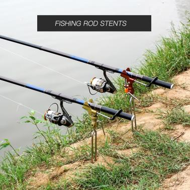 Adjustable Detachable Carp Fishing Rod Pod Stents Holder Fishing Pole Rod Stand Bracket Fishing Tackle Fishing Accesso