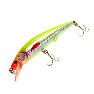Fishing Lures Hard Bait 12cm 18g Minnow Quality Professional LED Light Electronic Rechargeable Battery Powered Underwate