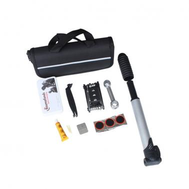 Bicycle Repair Tool Mountain Bike Maintenance Combination Implement Accessory Tire Repair Kits Set