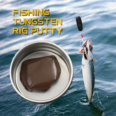 Soft Tungsten Rig Putty Mud Carp Fishing Weights Terminal Carp Tackle