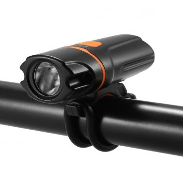 USB Rechargeable LED Bike Light Bicycle Headlight Front Light Lamp IP65 Waterproof 6 Light Modes
