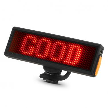 Rechargeable Advertising Lamp Bike Light Cycling Bicycle Warning Light Lamp Bike Sign Lighting Taillight Tail-lamp