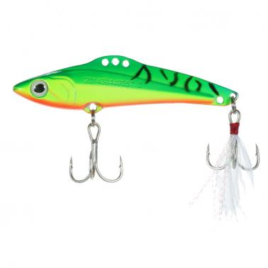 6cm / 15g Full Swimming Layer Vibration VIB Metal Blade Fishing Hard Lures Fishing Baits Fishing Tackles