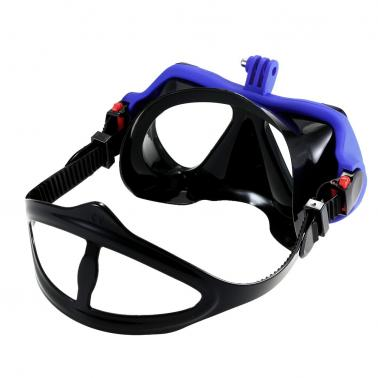 Snorkeling Combo Set Anti-fog Goggles Mask Snorkel Tube Fins with Gear Bag for Men Women Swimming Scuba Diving Travel
