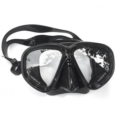 Diving Mask Goggles Swimming Diving Snorkeling Glass Equipment Toughened Tempered Glass
