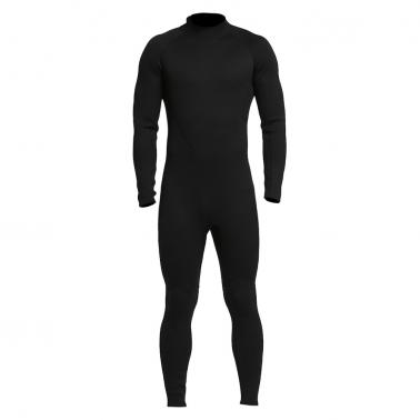 Men's 2mm Back Zip Full Body Wetsuit Swimming Surfing Diving Snorkeling Suit Jumpsuit
