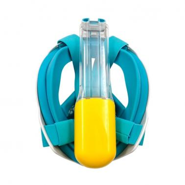 Full Face Detachable Dry Snorkeling Mask