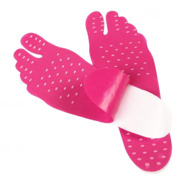 Quick Drying Invisible Barefoot Anti-slip Adhesive Sticker Sock