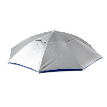 Foldable Outdoor Sports Golf Fishing Hunting Camping Sun Brolly Umbrella Hat Cap Blue