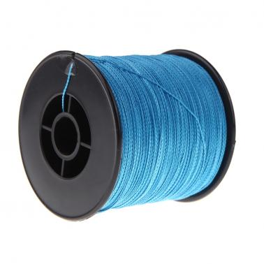 300M 100LB 0.55mm Fishing Line Strong PE Braided 4 Strands Black