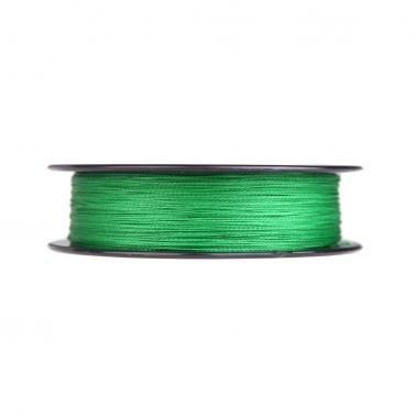 100M 50LB 0.26mm Fishing Line Strong Braided 4 Strands Green