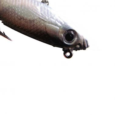 5Pcs 8.5cm 14g Soft Bait Lead Head Fish Lures Bass Fishing Tackle Sharp Hook T Tail