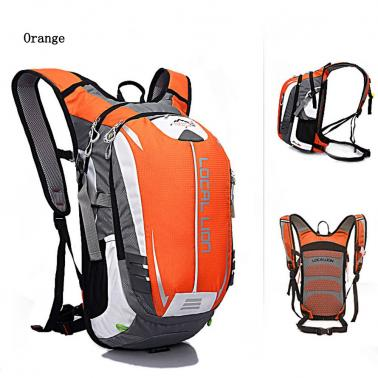 LOCAL LION 18L Water-resistant Breathable Cycling Bicycle Bike Shoulder Backpack Ultralight Outdoor Sports Riding Travel